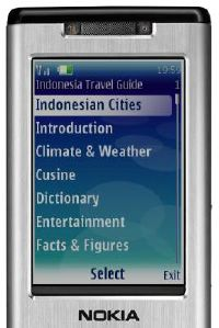 Indonesia Mobile Guide 2.0.1 J2ME